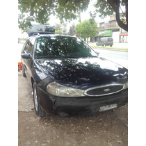 Ford Mondeo Rural 2.0 Guia Ideal Vaciones