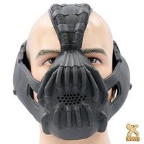 Máscara Xcoser Batman Bane Negro