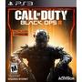 Call Of Duty Black Ops 3 Ps3 + Bo1 + Modo Zombie