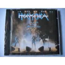 Hermetica En Vivo Argentina 1993 Cd