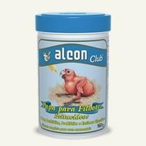 Papa Filhotes Periquitos Calopsitas Psitacídeos Alcon 600g