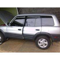 Toyota Rav4( Buen Estado, Hoja De Rtv En Blanco)