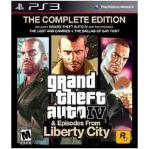 Ps3 - Gta Iv Complete Edition - Míd Fís - Original - Semi