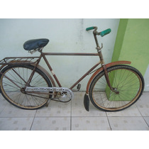 Bicicleta Monark Centrum Aro 26 Dos Anos 50 ( Importada )