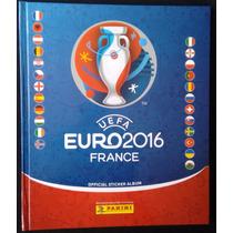 Album Completo Euro 2016 Francia Panini