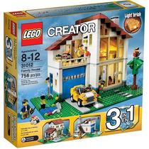 Lego Creator 31012 Casa Familiar Entregas Metepec Toluca