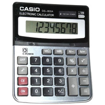 Calculadora Casio Ds-800a