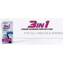 Protector De Pantalla Para 3 Dispositivo Nanofixit Dureza 9h