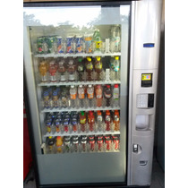 Maquina Expendedora - Vending Machine Dixie Narco Bevmax4