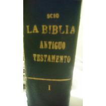 Biblioteca Ilustrada La Santa Biblia 1852 Tomo 1