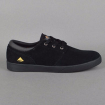 Tenis Emerica The Figueroa Skate Shoes Caballero Con Caja