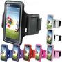 Funda Brazalete Porta Celular Iphone, Galaxy Todos Los Color