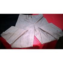 Pantalón De Vestir Dama De Hilo Super Fino!!! Oportunidad!!i