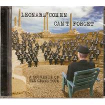 Cd Leonard Cohen - Can