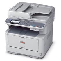 Multifuncional Led Okidata Mb491+lp Oficio Fax / 62439201