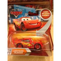 Relâmpago Mcqueen Cars Pixar Disney Mattel