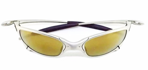 oakley oculos juliet titanium gold ( 1 geracao ) original. Carregando zoom. c444b572ed