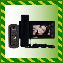 Portero Electrico Visor Hd Antivandalico Pronext Vi-480 Grab
