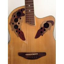 Guitarra Acústica Estilo Ovation Accord