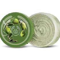 Crema Corporal The Body Shop Exfoliante Oliva 196 G
