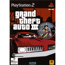 Patche Grand Theft Auto 3 (jogoplay2)