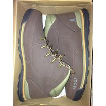 Zapatos - Botas Moat Outdoors Color Marrón Nuevos