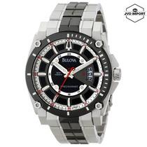 Reloj Bulova 98b180 Cronógrafo Precisionist - 100% Original