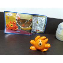 Brinquedo Miniatura Sol Uno35 Coleção Kinder Ovo Post 2 Hs