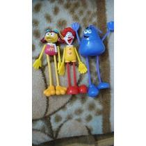 Lote Brinquedos Mcdonalds Turma Do Ronald