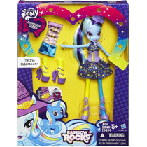 Boneca My Little Pony - Equestria - Trixie Lulamoon - Hasbro