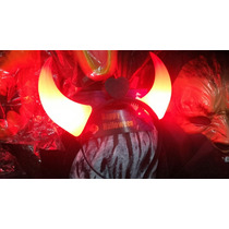 Vincha Luminosa Diablo! Halloween Cotillon Betina Luminoso