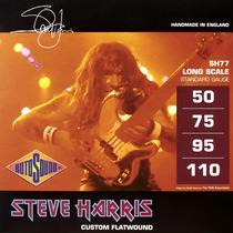 Encordoamento Baixo 050 4 Cordas Steve Harris Rotosound Sh77