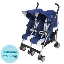 Carrinho De Bebê Para Gêmeos Twin Triumph Maclaren - Medieva