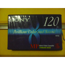 Fita 8mm 120 Min - Sony P6-120mpl - Lacrada
