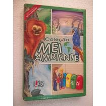 Coleção Meio Ambiente 9 Livros Ideias Novas Box Paradidatico