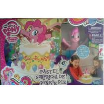 Pastel Sorpresa De Pinkie Pie - Juego - Mlp My Little Pony