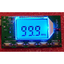Transceiver Fm Dsp Pll 0,1w Estéreo Baixa Potência