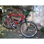 Bicicleta Mountain Rod 26 C/ 21 Cambios Secuencial Y Susp.