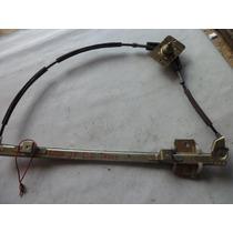 Máquina Elevador Vidro Manual Mecânica Fiat Uno 85-13 2p Dd