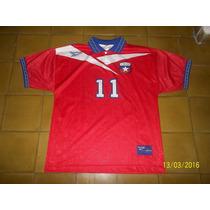 Camiseta De La Selección De Chile Francia 1998 Salas # 11