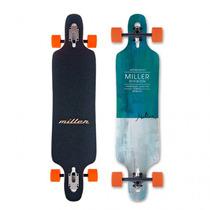 Patineta Longboard Shibuya 39.5 Tabla Skate Miller Division