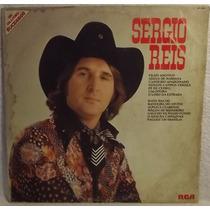 Lp / Vinil Sertanejo: Sergio Reis - Os Grandes Sucessos 1982