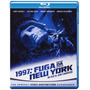 Blu-ray Fuga De Nova York - Dublado - John Carpenter
