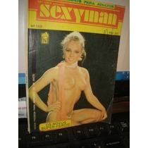 Coleção 50 Revistas Histórias Em Quadrinhos Eróticos Diversa