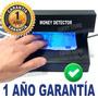 Nuevo Detector Billetes Falsos Bancario Soles Dolares Uv