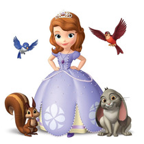Princesita Sofía, Varios Volúmenes (dvd