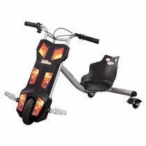 Triciclo Elétrico Spin Kids 100w Dropboards Infantil