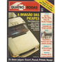 Quatro Rodas 332 Invasão Picapes Chevrolet D-20 Ford F-1000