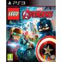 Lego Marvel Avengers Ps3 Fisico Nuevo Xstation
