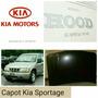 Remato Capot Kia Sportage 95-02